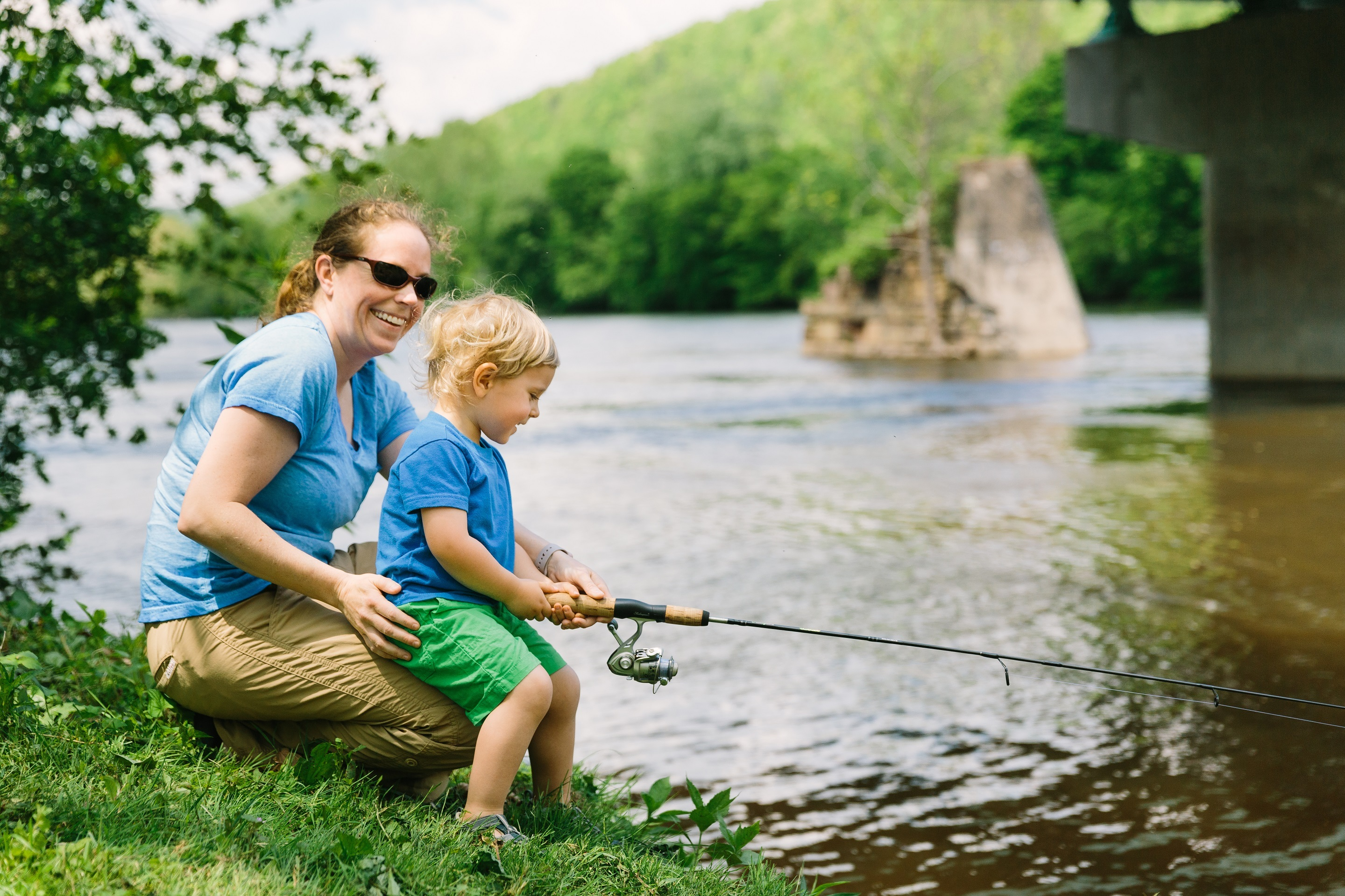 Family fun on the water in Tucker County, West Virginia starts with Blackwater Outdoor Adventures